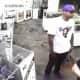 Suspect in $2,250 Casio watch theft.