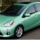 Marshall Kaplan was last seen driving a green Toyota Prius, similar to the one shown here, with the license plate No. AHX2237,