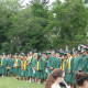 The Class of 2015 stands to receive diplomas.