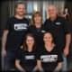 Members of the Broken Bow Brewery staff in Tuckahoe.