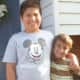 Mateo Din, left, said he might not have escaped an Elmsford home that went ablaze in June if not for the warnings of his younger brother Sebastian, right.