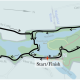 The new trail for the Woodcock Nature Center annual 5K goes through Ridgefield and Wilton.