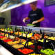 Saladworks offer a multitude of options for customizing salads.