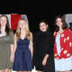 Thirty-one French, Italian and Spanish-language students at Pleasantville High School were inducted into their World Language Honors Societies at ceremonies last weekend.