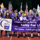 Relay for Life of Pascack Valley has nearly 1,500 representatives from Emerson, Hillsdale, Montvale, Old Tappan, Park Ridge, River Vale, Washington Township, Westwood and Woodcliff Lake.