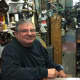 Dominick Ferrara, owner of Rocco's Shoe Repair in Suffern.
