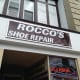 Rocco's Shoe Repair has been in Suffern since 1952.