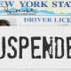 Ramapo police are reminding the public that it is a crime to drive with a suspended or revoked license. Violators of the law could face felony charges, depending on the number of suspensions they already have under their belts.