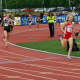 The North Rockland High School track and field athletes competed for bronze and silver medals at a state tournament Saturday, June 11.