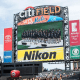 The Bronxville Chapel School Chorus serenaded the crowd at Citi Field.