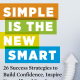"""Rob Fazio's new book is """"Simple Is The New Smart."""""""
