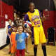 Allendale's Foundation for Educational Excellence lets youngsters have fun with the Harlem Wizards.