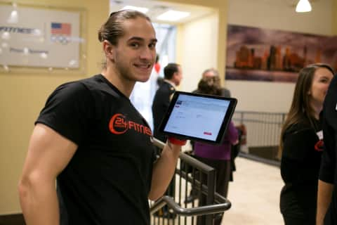New Ramsey Gym Pumps Members Up With Technology Mahwah Ramsey