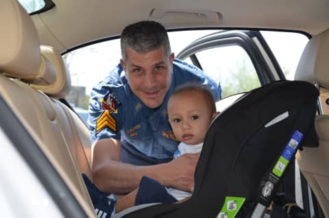 Paramus Buy Buy Baby Donates Car Seat To Toddler With Heart Defect