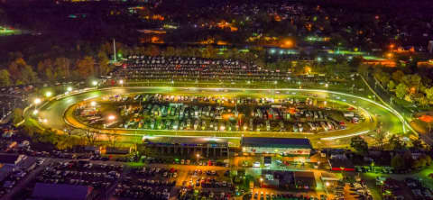 Image result for orange county fair speedway night photos