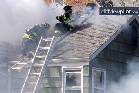 Video Smoky Garfield Blaze Guts House Lyndhurst Daily Voice