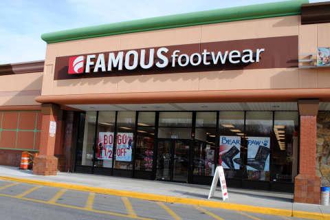 Famous Footwear Opens In Cortlandt Town