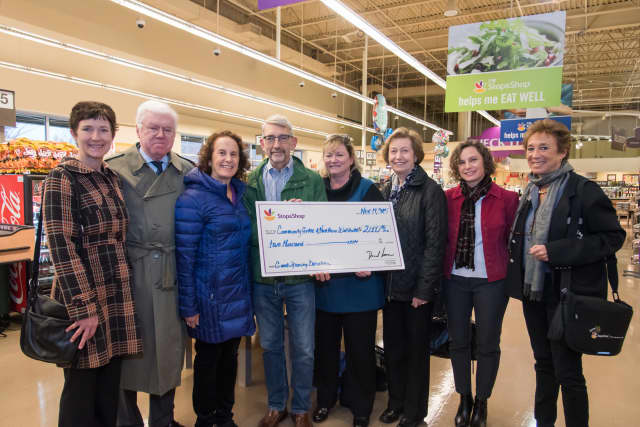 Stop & Shop celebrated the opening of its Mount Kisco store on Thursday, which it acquired from A&P out of a bankruptcy auction for roughly $25 million.