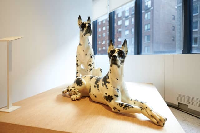 The American Kennel Club Museum of the Dog has opened in midtown Manhattan, offering three floors of gallery space filled with dog-themed art, collectibles and historic artifacts. David Woo/American Kennel Club photograph.