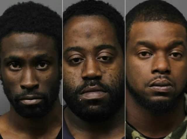Daivon Manning, Lloyd A. Pugh, Omar Smith