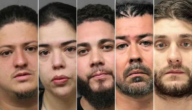 Gutierrez, Santos, Chica, Vega, Giordano