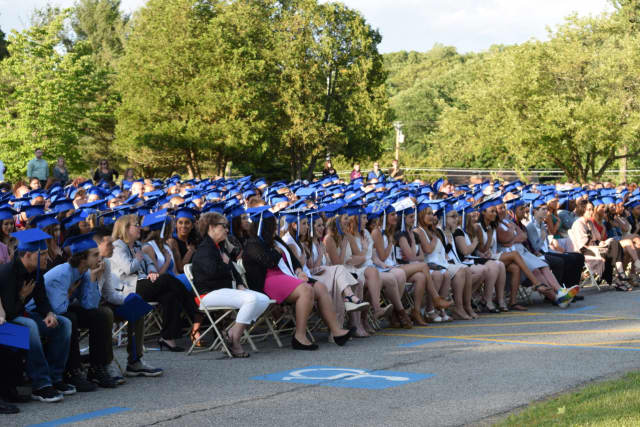 The Tech Center at Putnam | Northern Westchester BOCES held its graduation ceremonies on Wednesday.