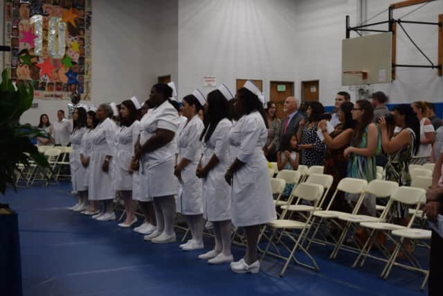 BOCES held its annual graduation ceremonies for its nursing program.