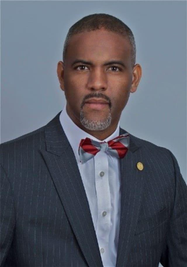 Austin Lane, originally of Hackensack, now president of Texas Southern University.