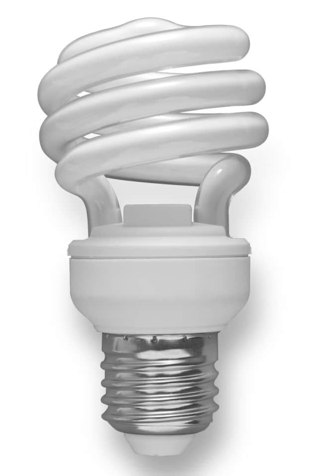 Nearly 250 Darien residents recently participated in the town's first light bulb swap at the Darien Library.