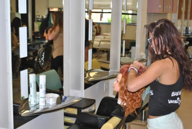 Cosmetology is one of the many camps being offered at BOCES this summer.