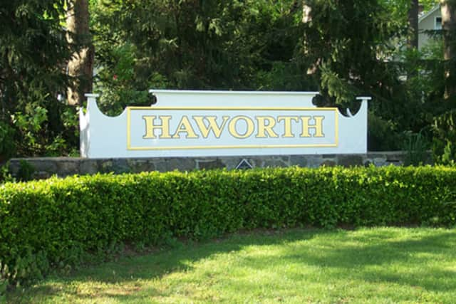 Haworth officials are hoping to work with CSX to repair a pedestrian tunnel.