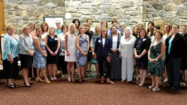 A retreat was recently held in Briarcliff encouraging more women to be superintendents.