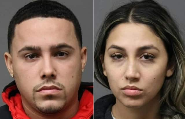 Jean Pierre Rivera-Marrero, 27, and Glorianne Oyola-Betancourt