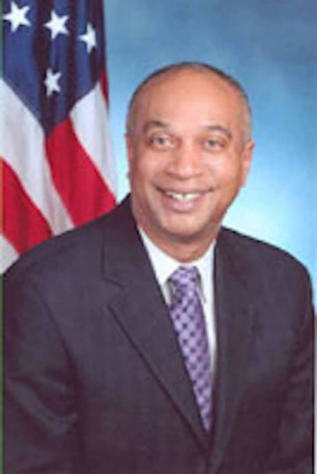 Assemblyman Gary Pretlow is accusing Gov. Andrew  Cuomo of 'bribery' in exchange for pay raises.
