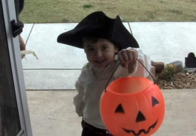Trick or treating in Rye is best, says msn report.