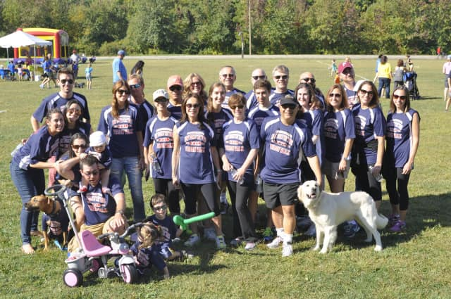 The annual Westchester-Fairfield VisionWalk is in New Rochelle Sunday.