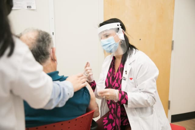 CVS Pharmacy is now providing COVID-19 vaccines at three more sites in the Hudson Valley.