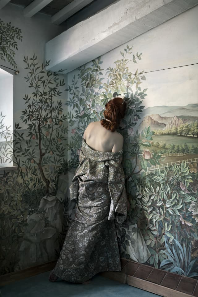 """The Flower Room."" Photograph © 2019 Anja Niemi."