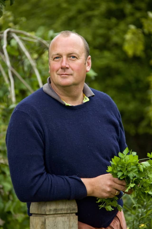 Arne Maynard, a gold-medal winner at the prestigious RHS Chelsea Flower Show in London, will speak Feb. 22 at The New York Botanical Garden. Photograph by Britt Willoughby Dyer. Courtesy The New York Botanical Garden.