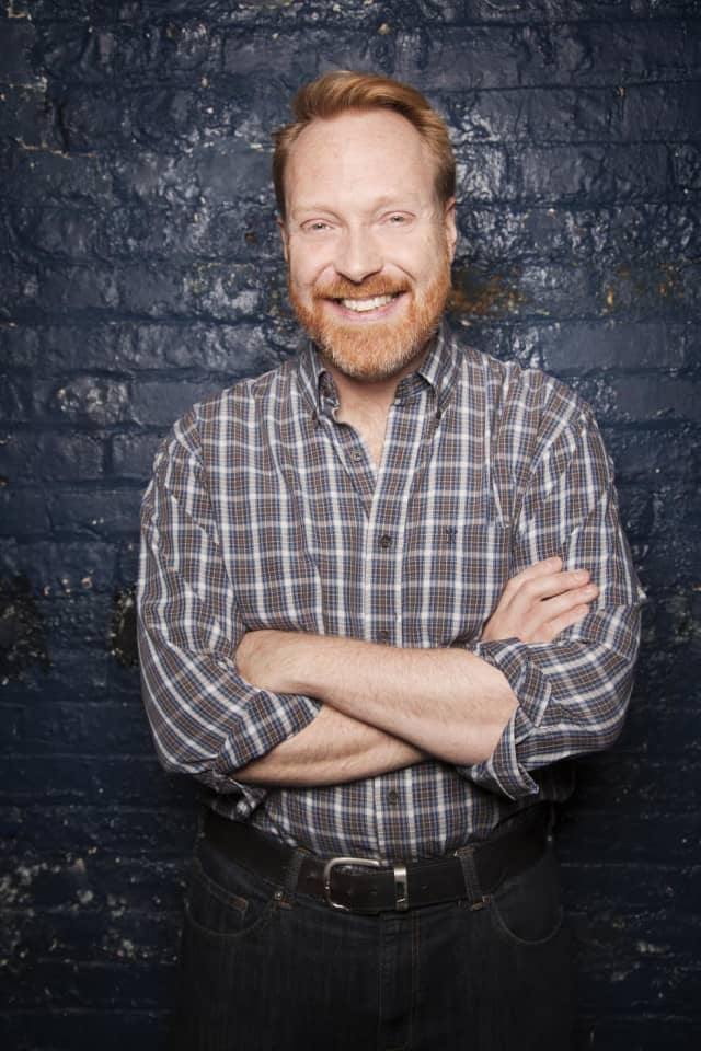 """Kevin Allison is scheduled to participate in """"StoryStage: Pros(e) of Pride,"""" to be held June 29 at Philipsburg Manor in Sleepy Hollow. Courtesy Kevin Allison."""