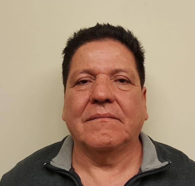 Jorge Galarza of Long Island City, N.Y.