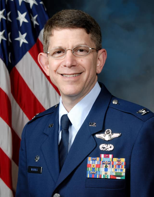 Col. Howard Wagner of Redding will command the 105th Airlift Wing at Stewart Air National Guard Base in Newburgh, New York.