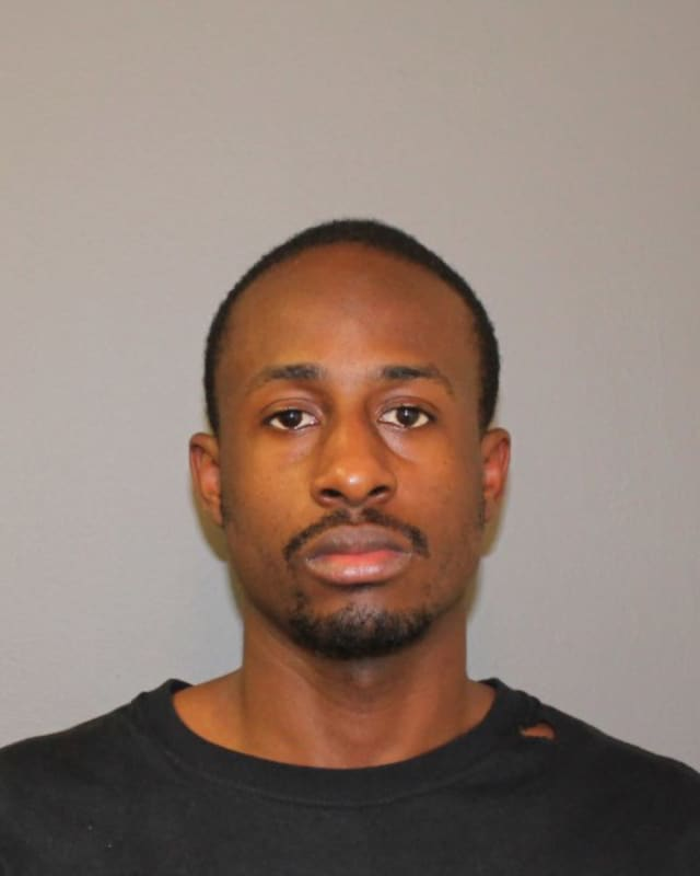 Chadwick Adams, 28, of Pleasantville, N.J., was charged first-degree assault, carrying a dangerous weapon, first-degree reckless endangerment, second-degree breach of peace and fourth-degree criminal mischief.