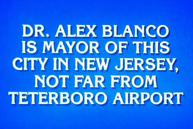 """A screenshot of the """"Jeopardy"""" question about Passaic."""