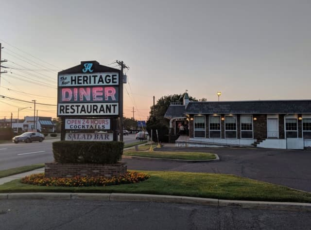 The New Heritage Diner