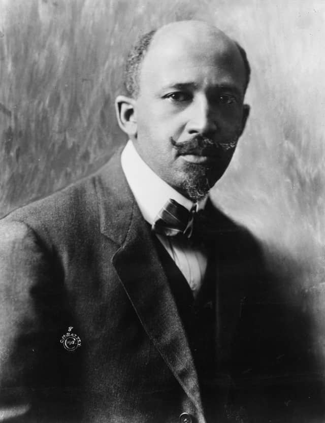"""Civil Rights activist William Edward Burghardt """"W. E. B."""" Du Bois is the focus of a play April 2 at the Mount Vernon Public Library."""