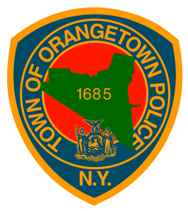 Orangetown police arrested Mark Hauser.