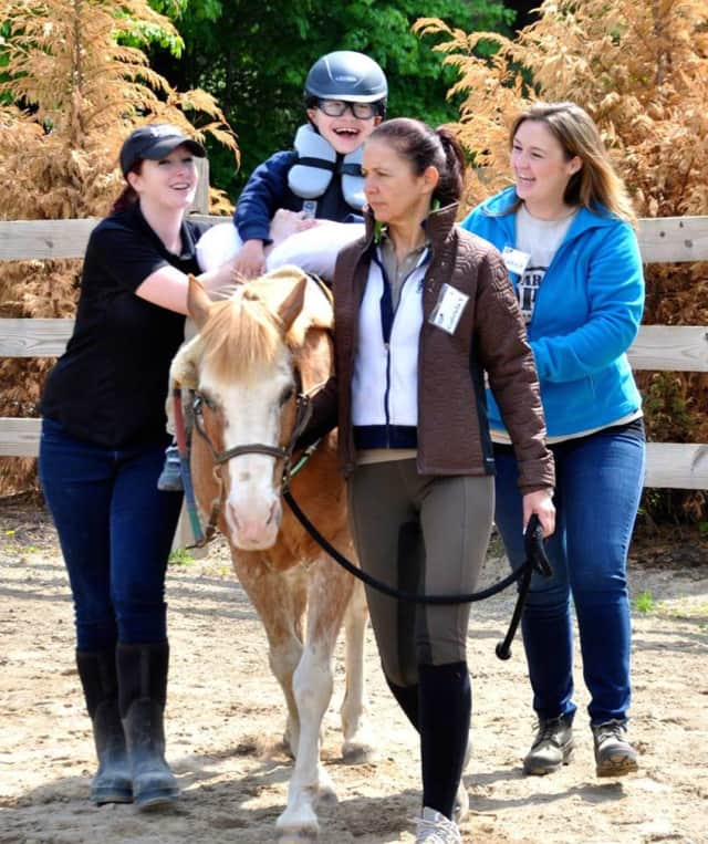 Pony Power, a nonprofit that allows adults and children with special needs to work with horses, is to hold its annual golf and tennis outing on July 11.