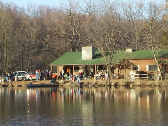 The Closter Nature Center is holding a hike through the forest during the evening of March 12.