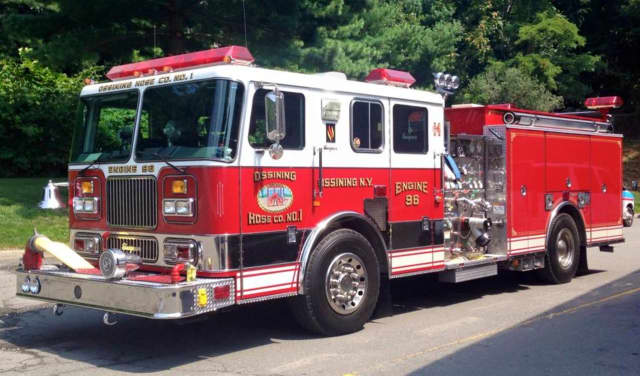 Ossining fire officials say construction at a vacant building likely started the Jan. 16 fire.
